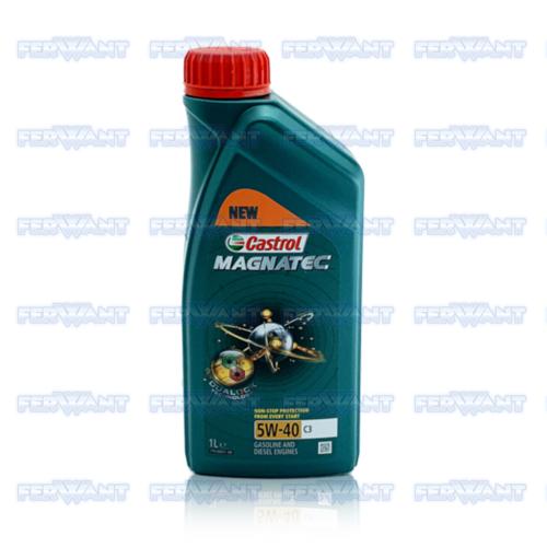 CASTROL MAGNATEC 5W-40 1L BENZIN C3